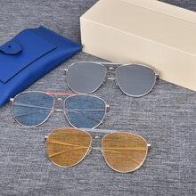 Мужские солнцезащитные очки mio роскошные брендовые дизайнерские