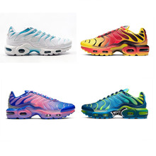 2020 Tn Plus Pink Navy Running Shoes Mens Trainers Blue Sport Sneakers hyper Purple Pimento Yellow Bright men sports