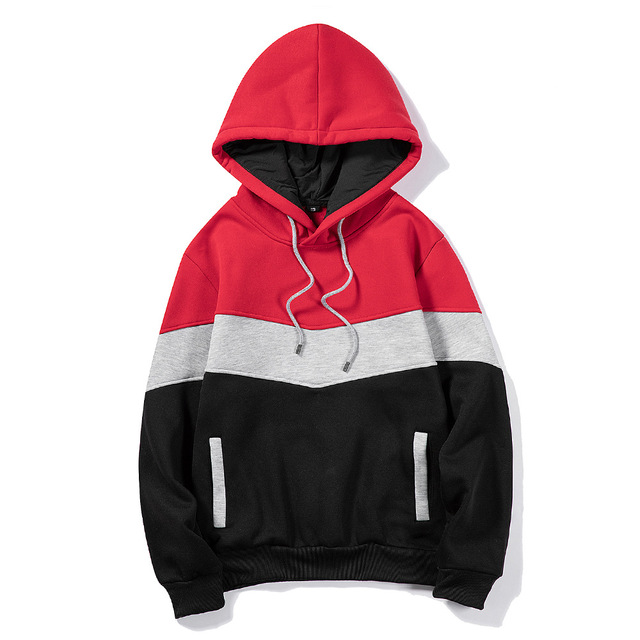 New Men's Sweater, Breathable Sweatshirt, Casual Hooded One-Piece Jersey, Comfortable And Breathable Fabric 4