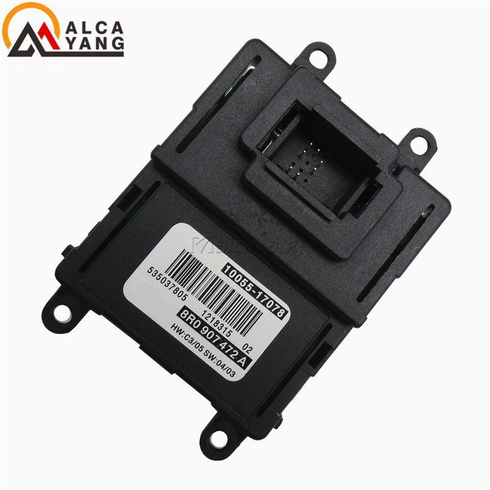 High Quility For Audi Q5 Xenon Headlight LED DRL Replacement Control Ballast 8R0907472A CORE .
