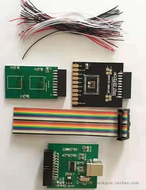 EMMC ISP Hardware For Ultimate Multi Tool(UMT)& GSM Shield Box