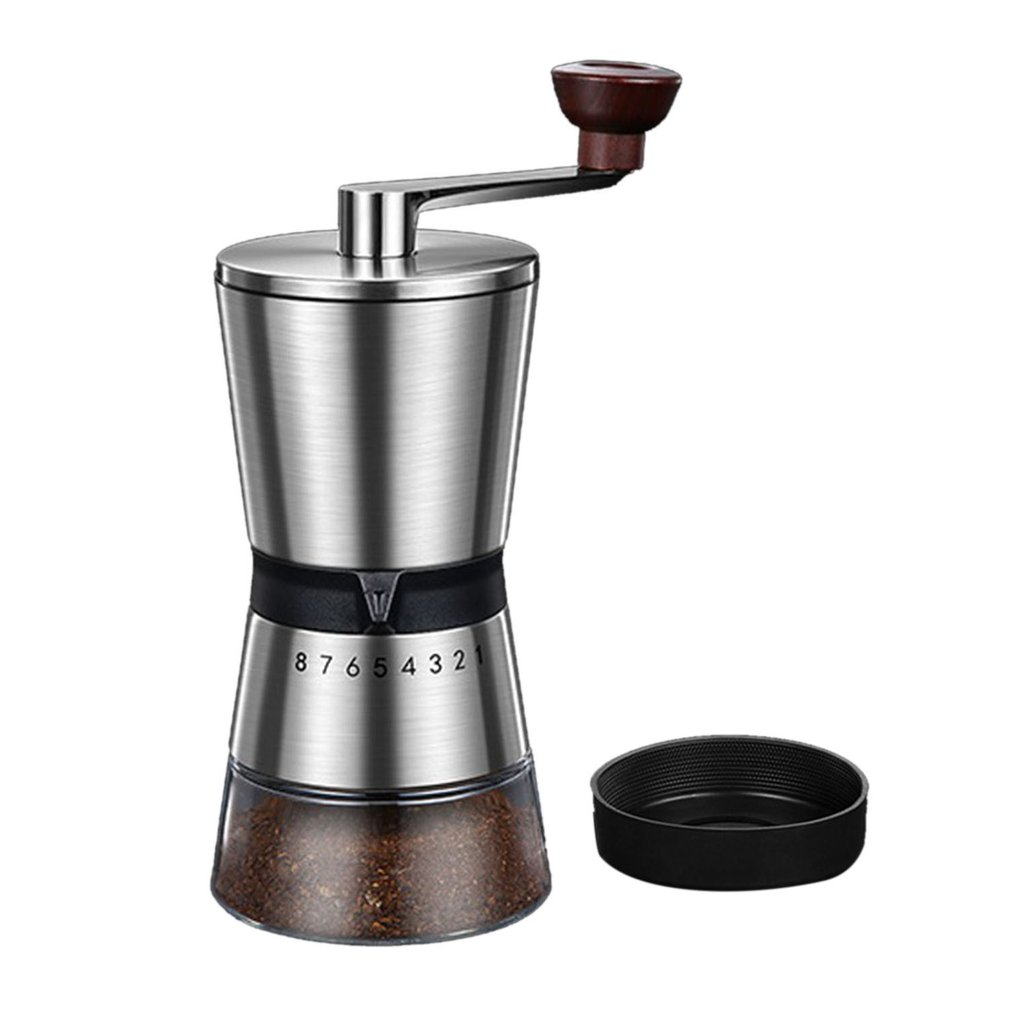 Manual Coffee Grinder Manual Grinder Removable Portable Grinder Coffee Machine Grinding Core Thick And Thin Grinder