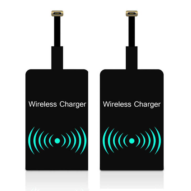 New QI Wireless Charger Receiver Wireless Charging Pad Coil for Huaweip30 iPhone XR Samsung S10 LG G7 V30 HTC one Nokia xiaomi 2