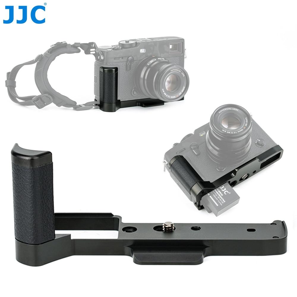 JJC Camera Metal Hand Grip L Bracket Holder For Fujifilm X-Pro3 X-Pro2 X-Pro1 Replaces Fujifilm MHG-XPRO3 MHG-XPRO2 MHG-XPRO1