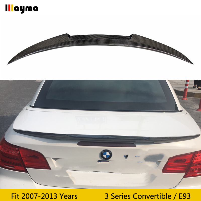 PAINTED COUPE BMW E92 A TYPE ROOF SPOILER WING 07-13 318i 320i 330d NEW