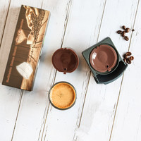 ICafilas Für Dolce Gusto Kaffee Kapsel Filter Tasse Nachfüllbar Reusable Dolci Gusto Kaffee Tee Körbe Tropf