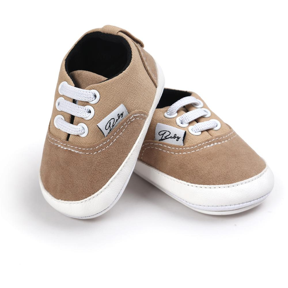 Toddler Shoes Baby-Boy Sneakers Soled Canvas Autumn Girls Casual And Rubber Spring Elastic-Band