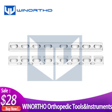 Plates-Screws Orthopedic-Instruments Pet-Surgical-Tools Veterinary And DCP Contact Dynamic