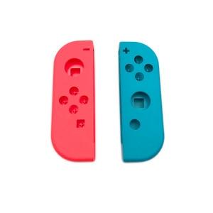 Image 4 - Paars Oranje Voor Nintend Schakelaar Vreugde Con Behuizing Shell Voor Ns Joycon Cover Voor Nx Vreugde Con Controller case