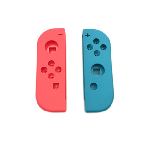 Image 4 - Purple Orange for Nintend Switch Joy Con Replacement Housing Shell for NS JoyCon Cover for NX Joy Con Controller Case