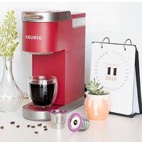 Accesorios de taza K reutilizables de acero inoxidable para Keurig K mini Plus  k cafe  k cafe K83  k latte  K45 Elite  k classic  Filtros de café    -