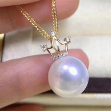 Модные украшения из жемчуга для основания кулона серебра 925