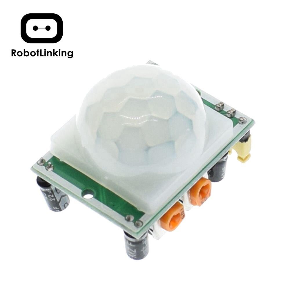 SR501 IR Pyroelectric Infrared IR PIR Motion Sensor Detector Module for Arduino