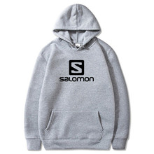Autumn and winter brand new sweatshirt fashion hoodie men women SaLomon casual long-sleeved hip hop pullover