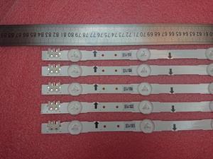 Image 4 - 10 PCS/set LED Backlight strip for Samsung HG40AC690 UE40H6270 UE40H6500 UE40H5500 UE40H6200 UE40H5100 D4GE 400DCA 400DCB R2 R1