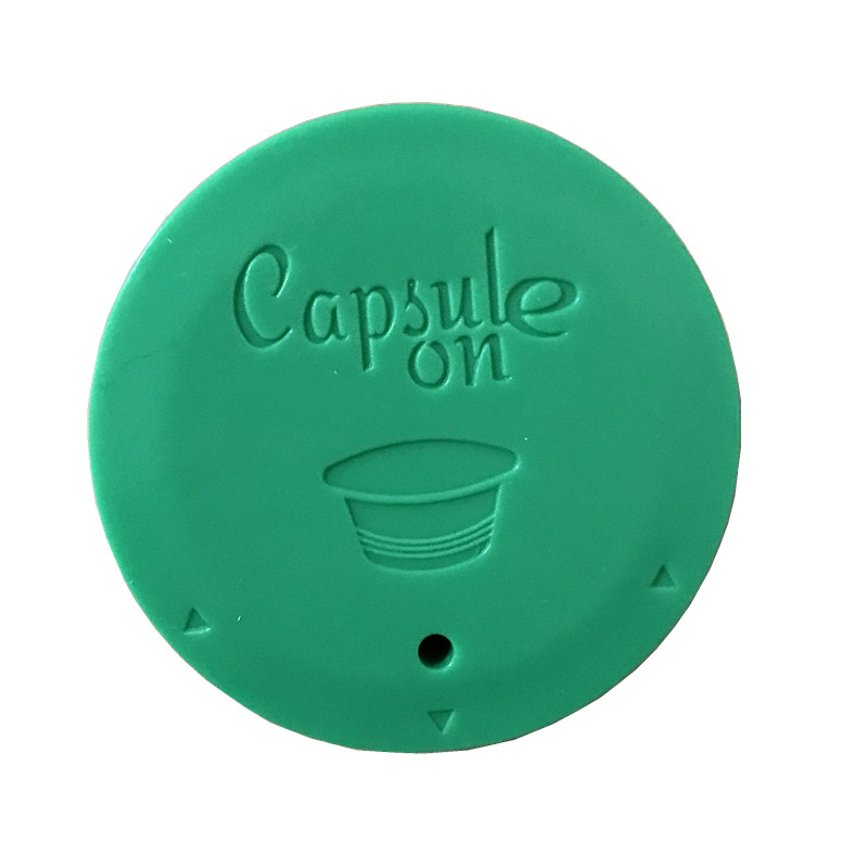 Capsulone  Green Silicone Lid Fit For Dolce Gusto Capsule Coffee Machine Maker