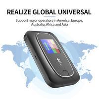 Hotspot Wifi Mobile tascabile portatile a banda larga Wireless Router WiFi 4G con Slot per schede Sim Modem sbloccato connessione multi-utente