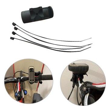 1 soporte de montaje para manillar de bicicleta, de bicicleta de montaña...