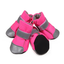 European and American hot dog shoes comfortable and breathable pet shoes European and American dog pet products shoes stock