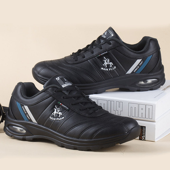 2020 New Men's Golf Shoes Waterproof Air Cushion Comfortable Classic Men's Sneakers White Black Lightweight Golf Shoes