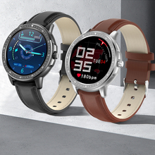 CF19 Fashion Smart Watch Women Men Business SmartWatch IP67 ECG PPG Fitness Tracker Sport Modes for Android IOS