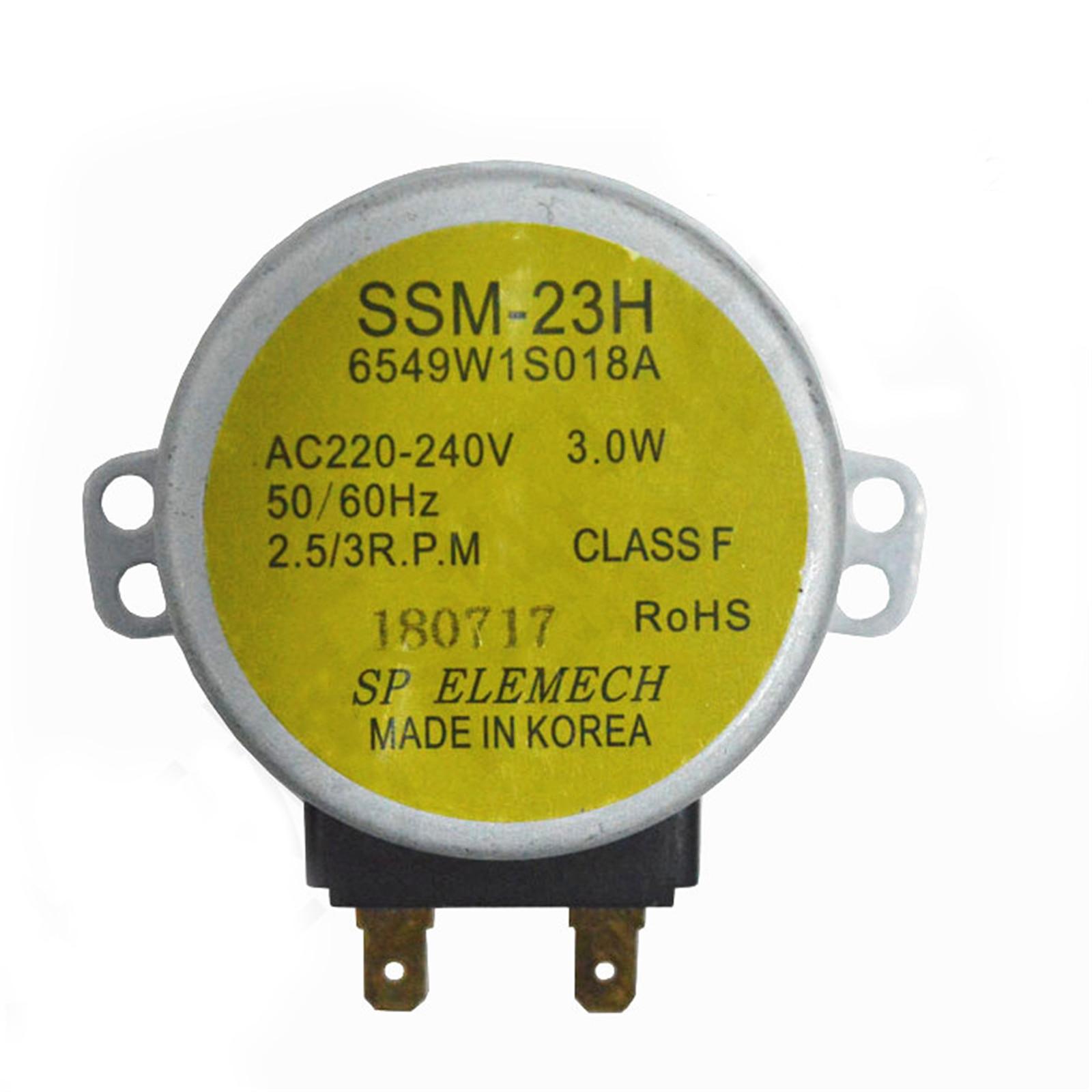 For LG Microwave Oven Turntable Motor MP-9485SA MP9489SB MZ9480YRC Microwave Oven Parts