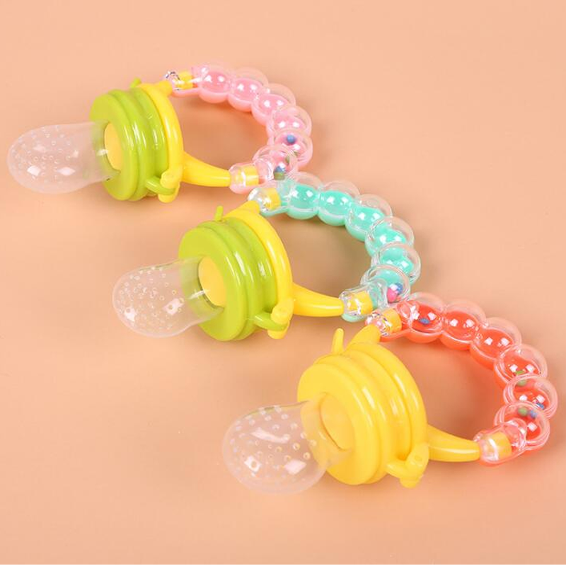 Fresh Food Nibbler Silicone Baby Pacifier Infant Fruit Pacifier Feeder Toddler Dummy Baby Feeding Pacifier newborn Nipple Tetine