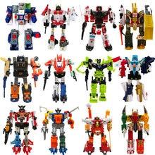 Lensple WST трансформер G1 крепость Максимус мини ко Автоботы фигурка игрушечный робот в подарок в розничной коробке