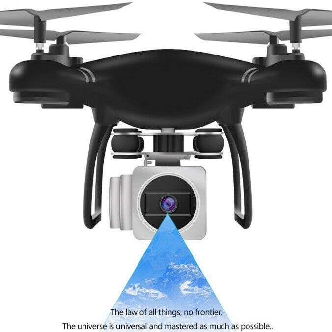 toy mini drone with camera <font><b>HJ14W</b></font> Aerial Drone Wifi-remote Control Four-axis Aircraft HD Aerial Photography sensory toys image