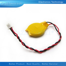 1 unidade / lote T4 X3 T60 T61 T400 CMOS bateria placa-mãe BIOS Bateria 3V CR2032 2P em estoque