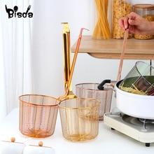 Kitchen Utensils Fries-Dryer Food-Sieve Cooking-Basket Stainless-Steel Net 1PC BASKET-FILTER