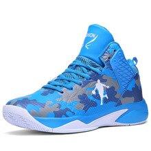 ¡Novedad de 2020! Zapatillas de baloncesto para hombre, zapatillas Air Cushion, zapatillas deportivas para gimnasio, zapatillas de baloncesto para mujer, Tenis Masculino para hombre