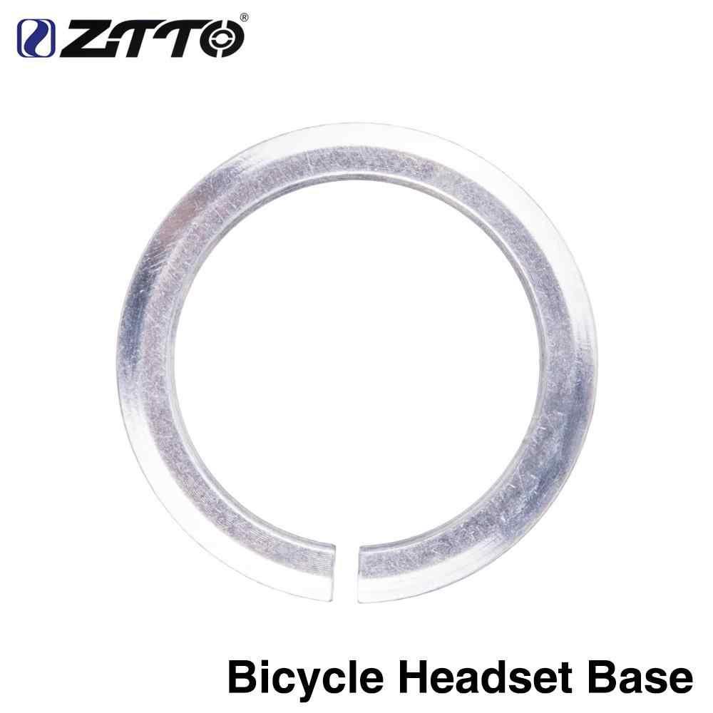 Podkładka pod widelec podkładka pod zestaw do roweru szosowego MTB widelec powietrzny przekładka do mostka kierownica pierścień uszczelniający ze stopu aluminium