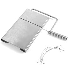 Cheese-Slicer Cutter Knife-Board Kitchen-Tools Eco-Friendly Stainless-Steel