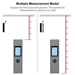 Image 5 - LS 1 40m Laser Distance Meter Area Volume Angle Pythagorean Laser Rangefinder High Precision Portable Laser Range Finder