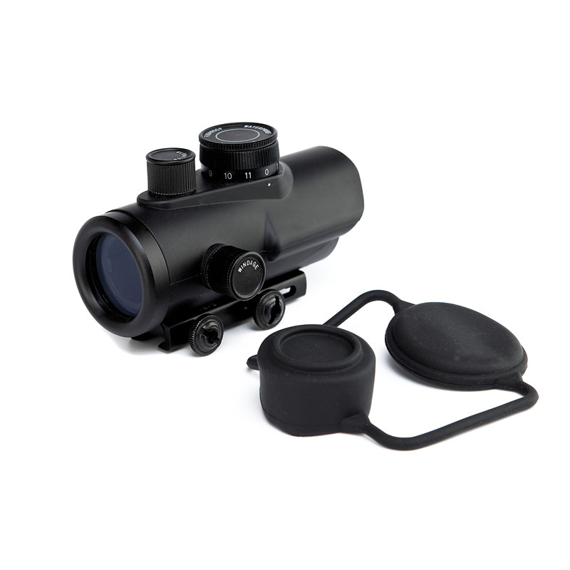 1X30mm Red Dot Scope Sight Tactical Red Dot Sight For Rifles Air Rifles Fast Focus Hunting Optics Riflescopes