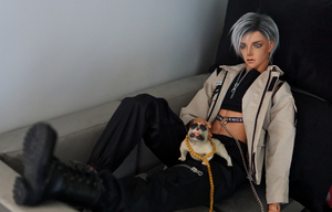 Image 4 - Ball jointed doll Ovid handsome man free eyes  size 1/3 fashion bjd birthday present HeHeBJD