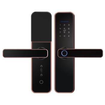 Nieuwe X5 Biometrische Vingerafdruk Waterbestendig Slot 3