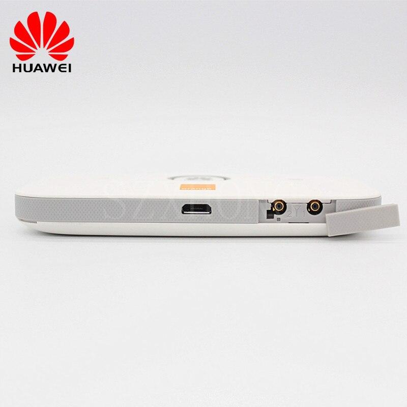 hotspot bolso com slot de antenas 150mbps até 10 usuários pk e5577