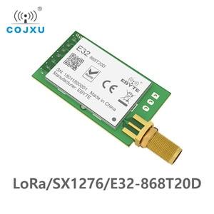 Image 2 - SX1276 TCXO 868MHz 20dBm LoRa UART ebyte E32 868T20D rf Long Distance SMA K Connector Transmitter Receiver Wireless rf Module