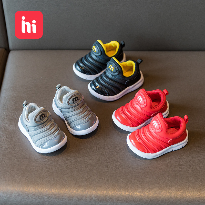 Babys Casual Toddler Shoes Caterpillar Children Shoes Fashion Kids Sneakers Sports Casual For Toddler & Big Kids Sport Shoes