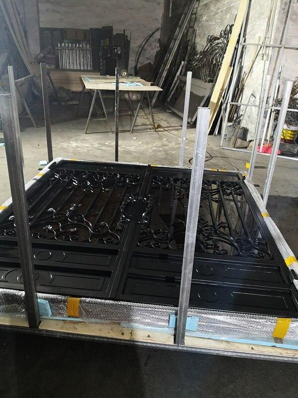 Hench 100% Custom Made Iron Doors  Model Hc-id12