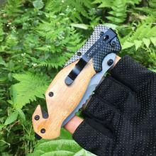 Складной нож jackknife 57hrc Карманный Компактный Тактический