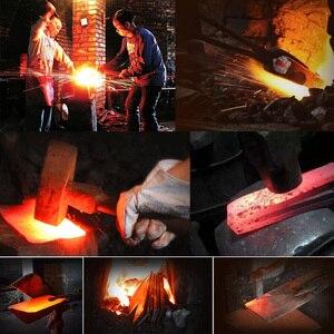 Image 4 - XITUO полный Танг китайский мясницкий нож ручной работы кухонные ножи с твердым покрытием стальное Кованое мясо овощи нарезка инструмент для нарезки Sharp Hard