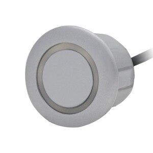 Image 5 - Kit sistema di assistenza sensore di parcheggio ad ultrasuoni per auto parktronic radar di retromarcia auto parkmaster retroilluminazione Display buzzer di parcheggio