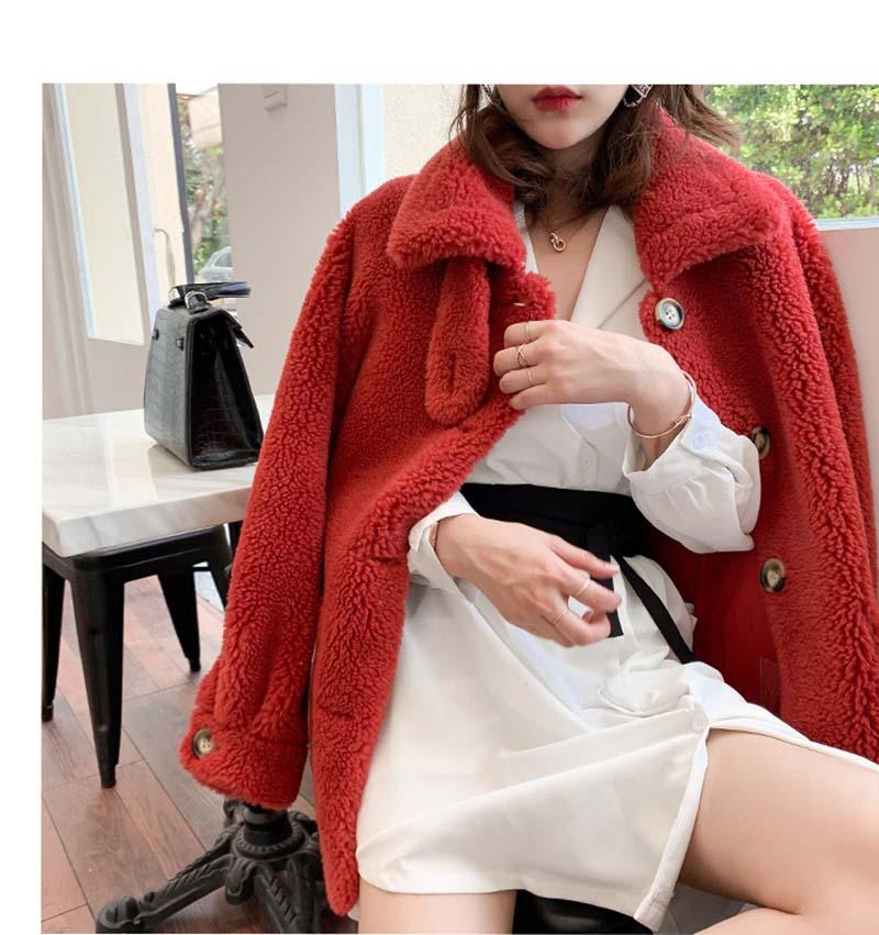 NiceMix Spring Autumn Casual Tweed Jacket Women Coat Long Sleeve Office Ladies Plaid Jackets Female Chic Outwear Manteau Femme