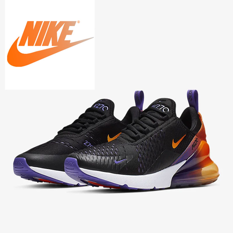 Original Authentic Nike Air Max 270 Men's Running Shoes Breathable Sports Shoes Outdoor Sports Shoes Fashion New CN7077-081