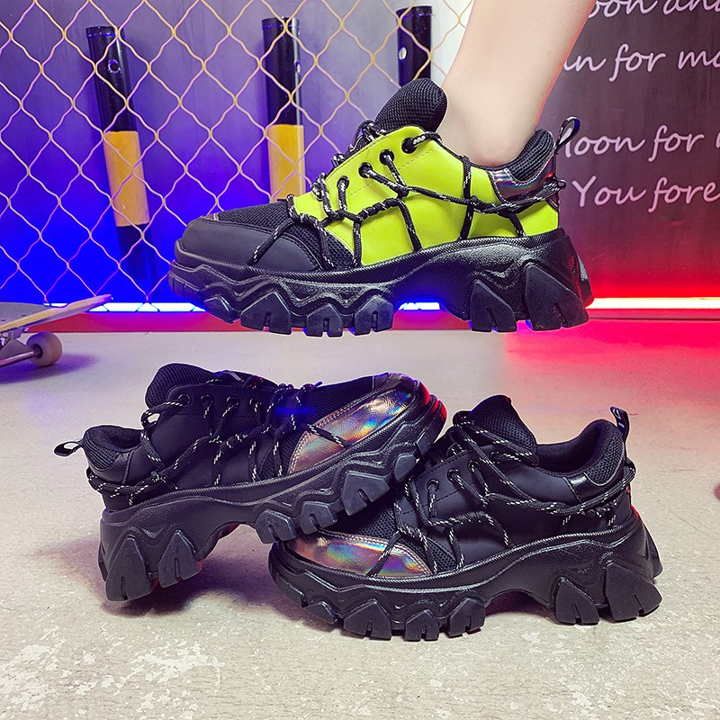 shoes Women's Sneakers With Platform Womens Shoes Casual Woman Tennis Female Thick Woman's Fashion Trainers Summer Mesh Leisure