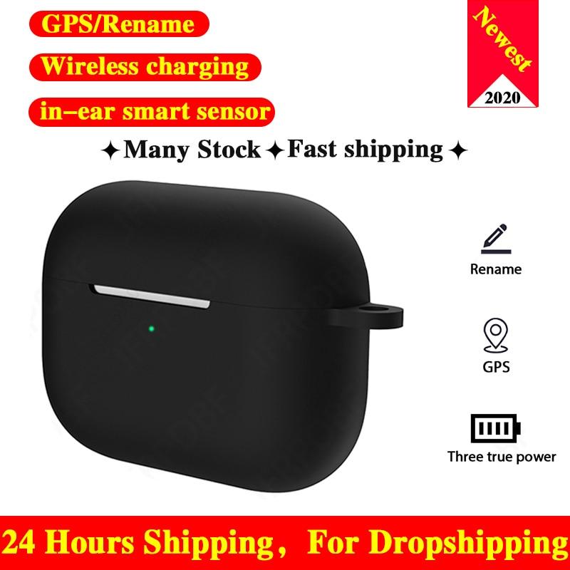 Original Aire 3 Pro TWS Bluetooth Headsets Wireless Headphones 1: 1 Smart Sensor Touch Headphones For Elair Fone Pk I9000 Tws