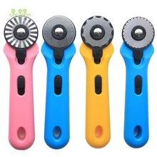 45 мм пластиковые ручки роликовый резак diy Швейные и стеганые